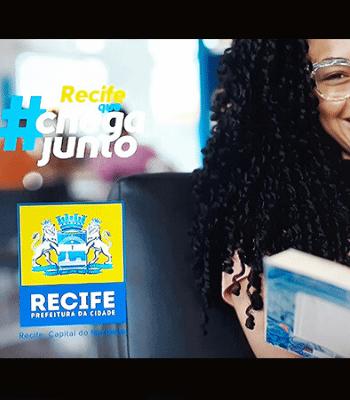 Propeg cria campanha para Prefeitura do Recife divulgar novo Compaz
